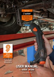 Products4Ships iductor manual EN