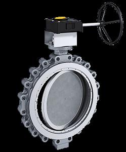 Products4Ships EBRO Butterfly valve HP114 K3