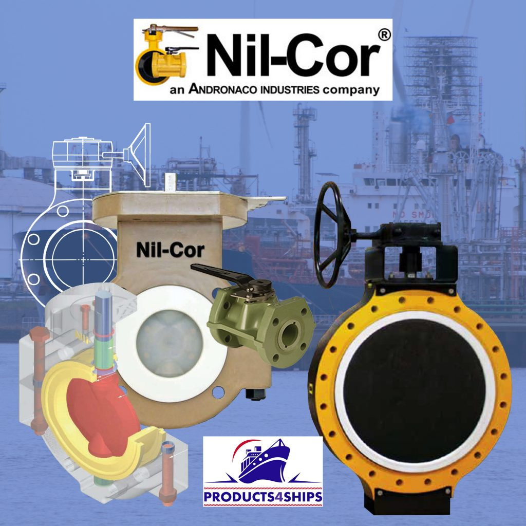 Products4Ships NIL-COR valves