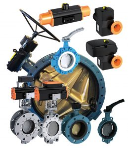Products4Ships products EBRO butterfly valves