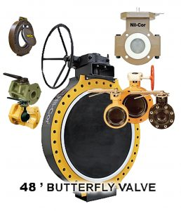 Products4Ships products Nil-Cor valves