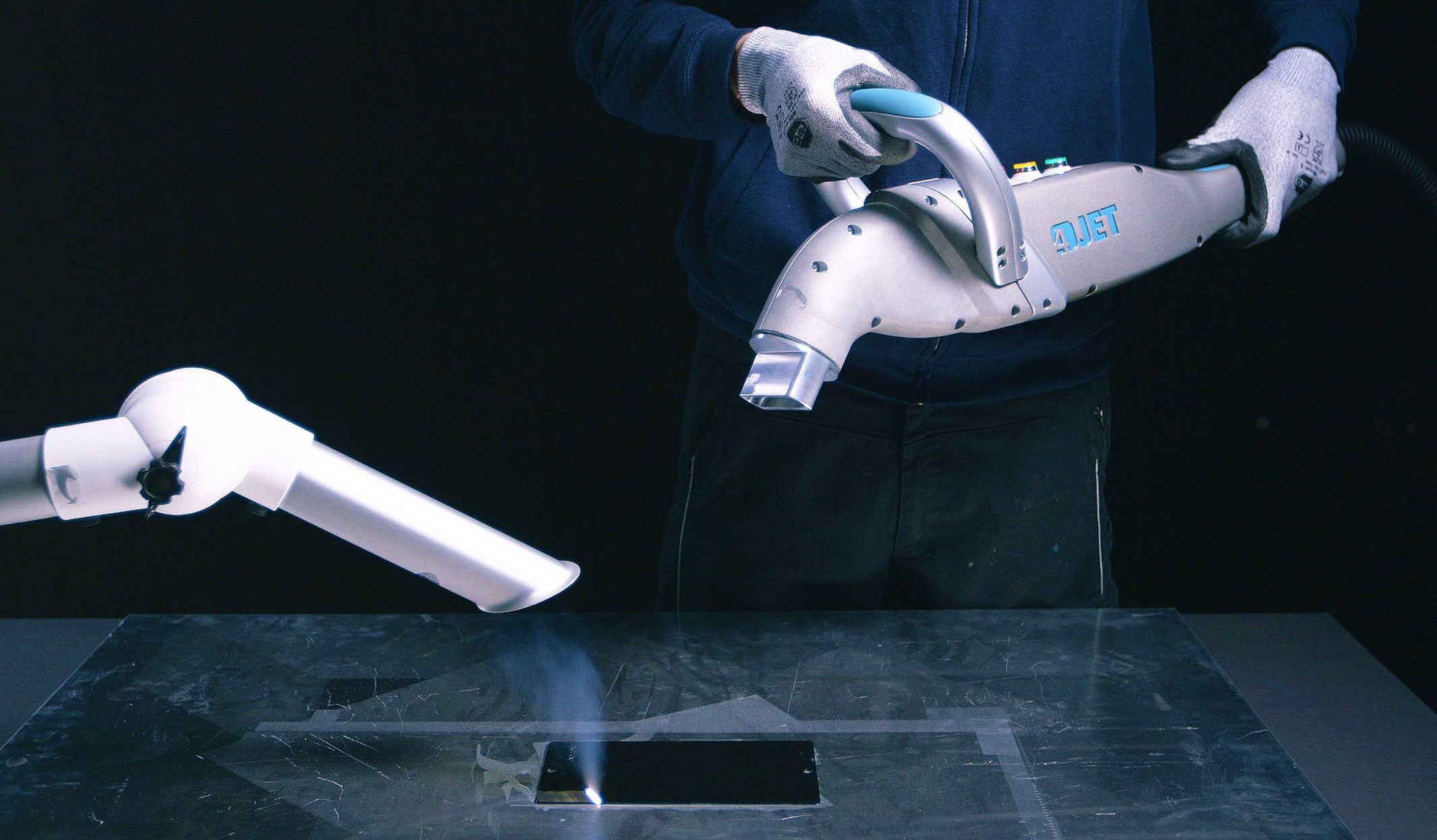 Products4Ships 4JET Jetlaser laserclaening