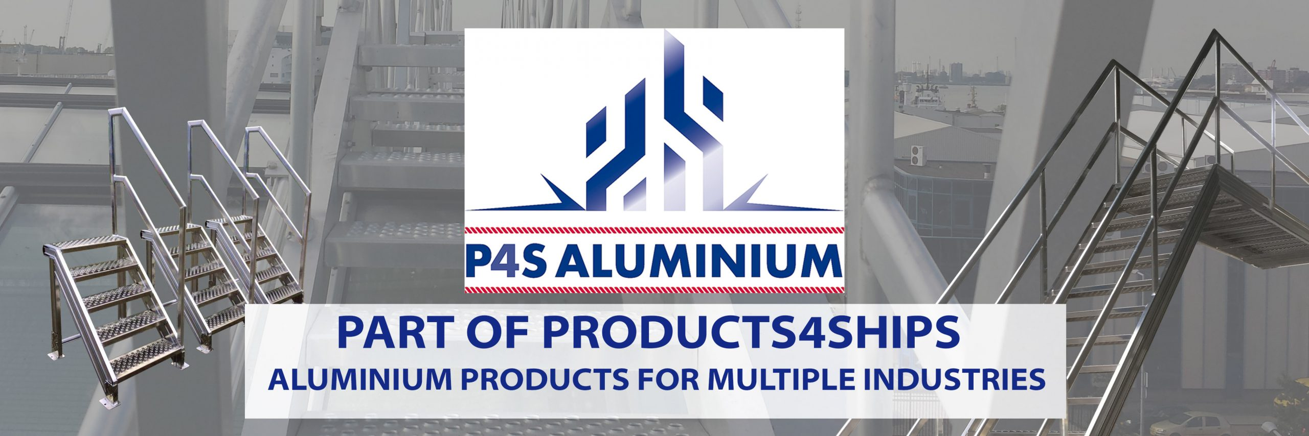 P4S Aluminium products