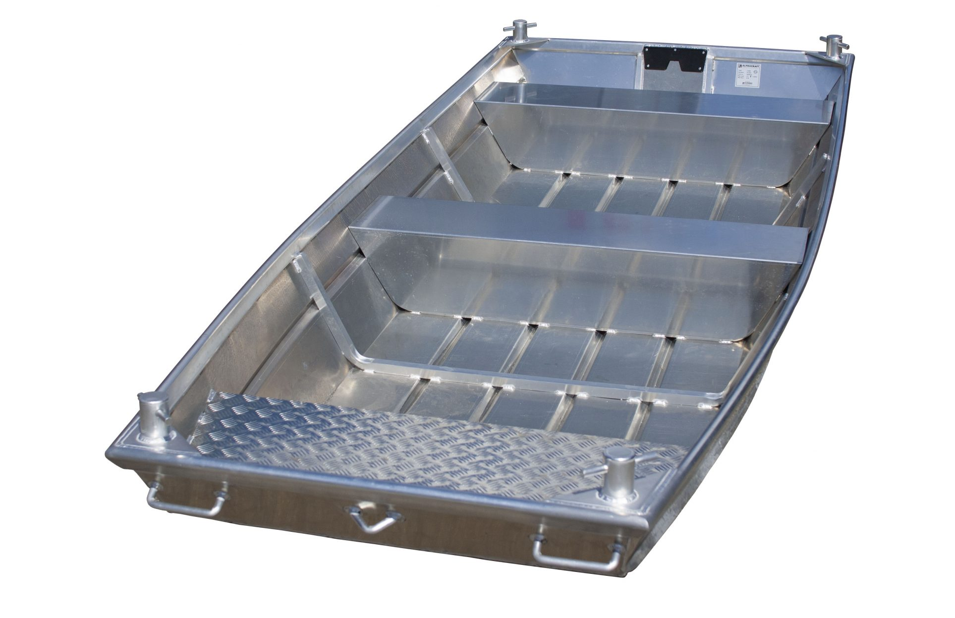 Products4Ships aluminum motor boat (flat bottom) 2-1