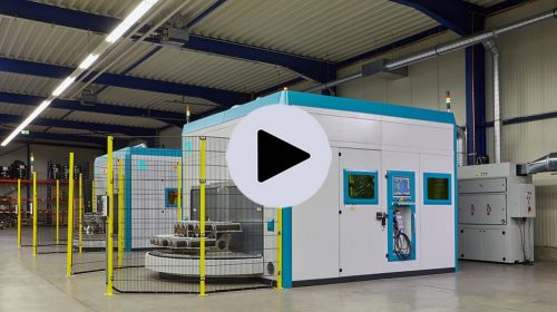 P4S Laser Cleaning Scanywhere Turnkey